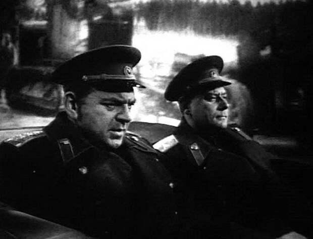 Кадр из фильма «Великий перелом», 1946 год