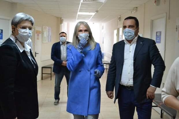 В поликлинике на Родионовской открылось отделение стоматологии