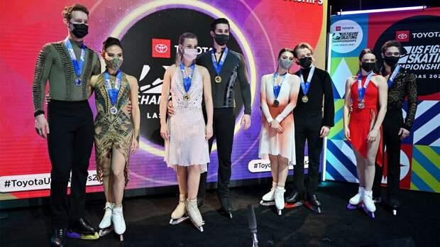Главные соперники россиянки устроили сенсацию на чемпионате США