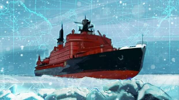Запад начал бойкотировать Северный морской путь. Россия принимает контрмеры