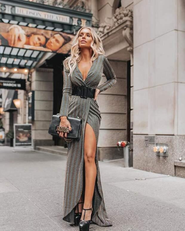 16 нежных образов с платьями
