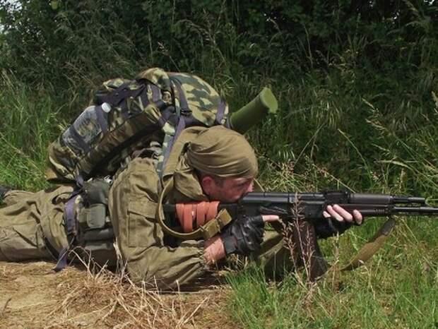 Из «Бешеной роты»: Боец который шутил даже на войне
