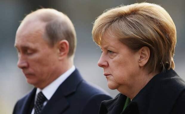 «Всё сойдет с рук»: в Германии предрекли победу Путина над Берлином и Брюсселем