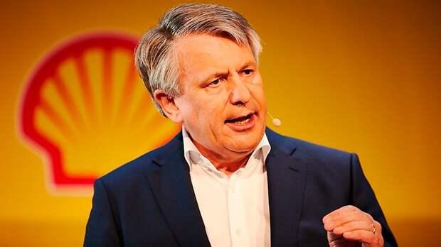 Глава Shell ван Берден объяснил важность «Северного потока-2»