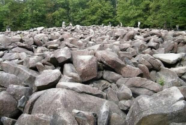 Тайна поющих камней Пенсильвании, которую никак не могут разгадать ученые