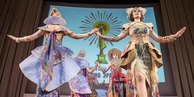 «Золотые ножницы» и «Золотая игла»: в Москве наградили победителей конкурса высокой моды национального костюма