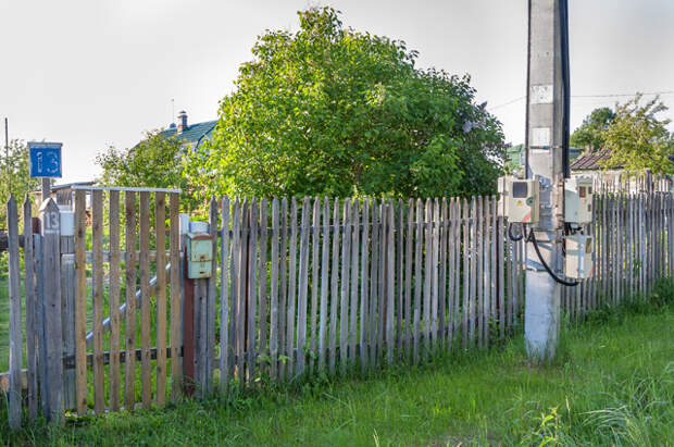 Законно ли требовать вынести счетчик с дачи на уличный столб?