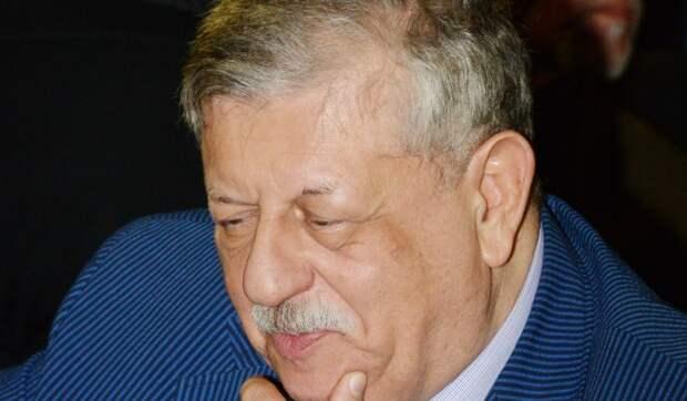 Умер знаменитый телеведущий Михаил Борисов