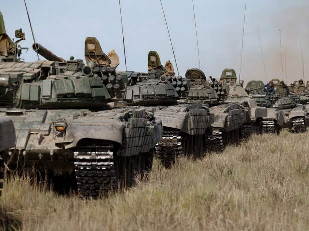 Soha: Россия нарастила за неделю численность войск у границ Украины до 150 000 человек