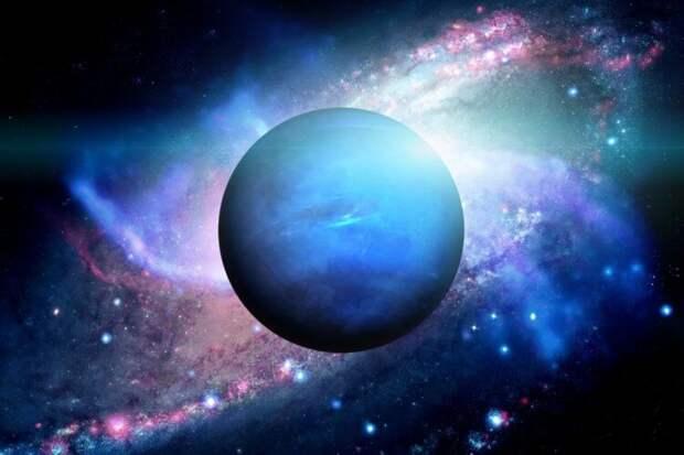 Что-то странное происходит внутри Нептуна