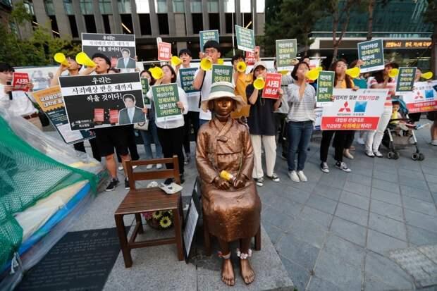 «Женщина для утех»: жуткая история кореянки, попавшей вбордель для японцев воВторую мировую