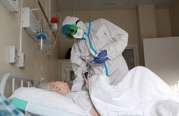 В России выявлено 17 611 случаев заражения коронавирусом 20 июня 2021 года