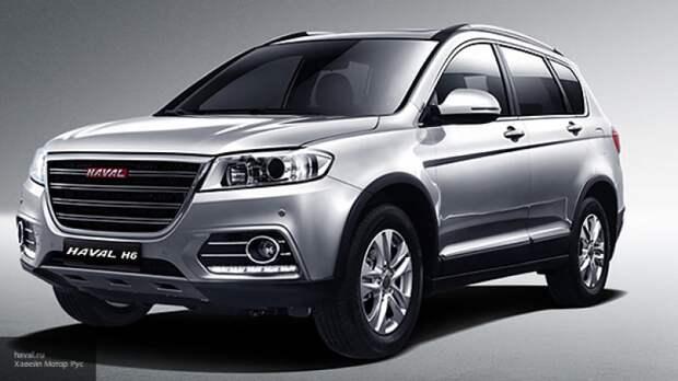 Продажи автомобилей Haval в России выросли на 32%