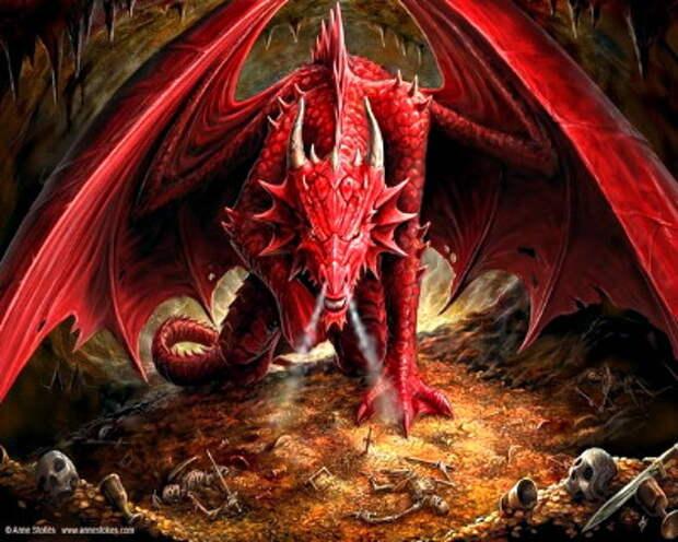 Китайская притча о Драконе