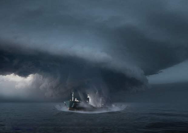 Бермудский треугольник: удачный вымысел или суровая реальность мирового океана