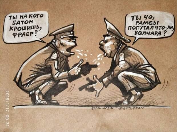 Украина-2021: Зеленскому шьют лапти или тогу диктатора?