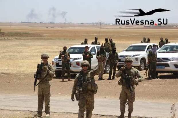 Армия России заставила военных США уважать себя и соблюдать правила