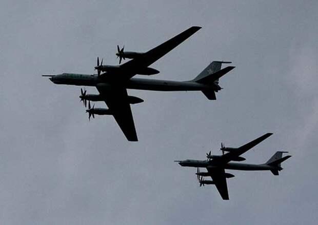 Морская авиация Тихоокеанского флота начала тренировки воздушной части парада Победы во Владивостоке