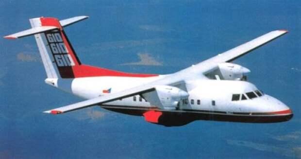 Печальная история чешского авиапрома: урок для Украины