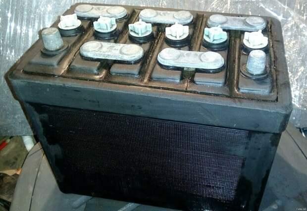 Советская хитрость: батарейка из розетки