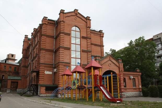 Детский дом 1. Хабаровск.