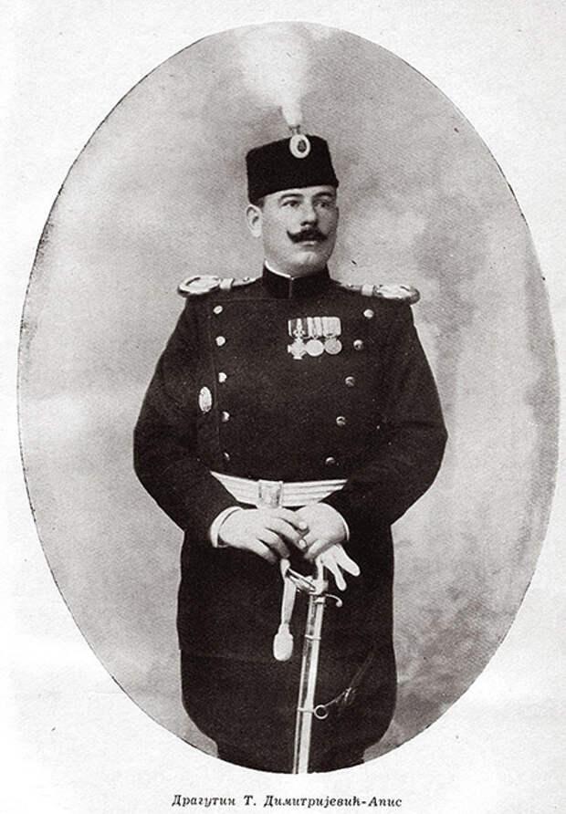 Драгутин Дмитриевич (серб. Драгутин Димитријевић), известен как Апис