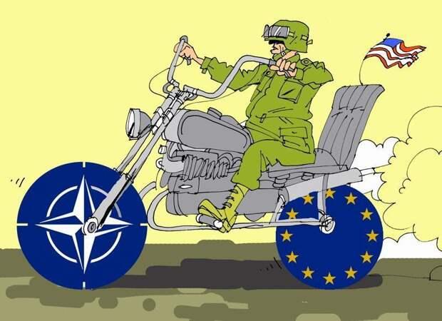 Путин одним указом сделал бессмысленным существование НАТО