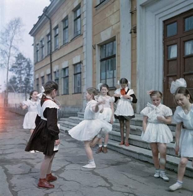 Вспоминая прекрасное время советской эпохи