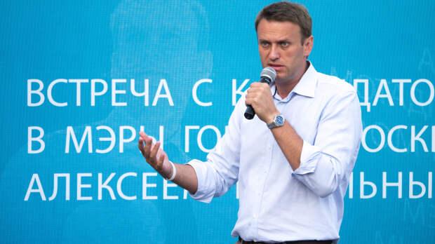 После бегства на Запад Навального будут готовить к новым атакам на Россию
