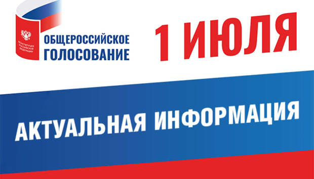 В Подольске заявления о голосовании за поправки в Конституцию начнут принимать с 16 июня