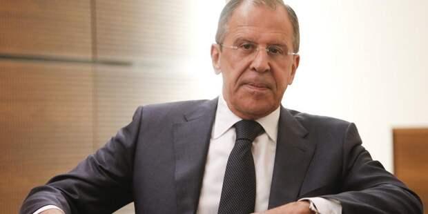 Лавров: Россия не стремится к конфронтации с США