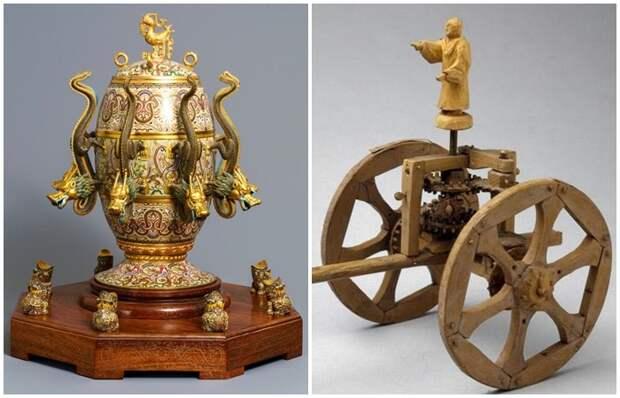 10 древних китайских изобретений, которые изменили мир и дошли до наших дней