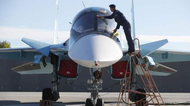 Самолет на прокачку: Минобороны намерено модернизировать свои Су-34
