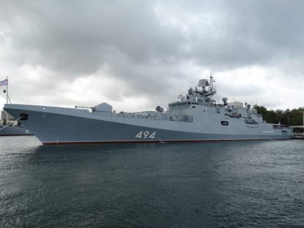 NI: Россия мощно усилила Черноморский флот и оборону Крыма