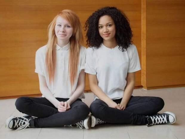 Сестры Мария и Люси Дуглас | Фото: factroom.ru