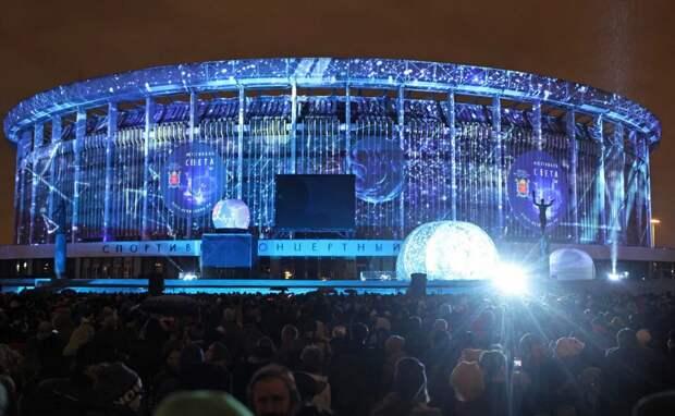 Концерт Дженнифер Лопес в Петербурге подорвал репутацию и так близкого к банкротству СКК