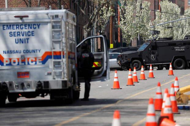 Стрельба в Нью-Йорке: один человек погиб, двое ранены