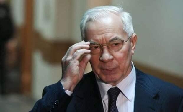 Азаров рассказал, как поддержать экономику Украины в сложившейся ситуации