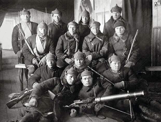 Как боролись с бандитами в Тверской губернии