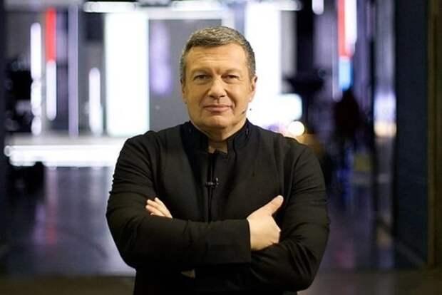 Соловьев отреагировал на обращение Зеленского к Путину о встрече в Донбассе
