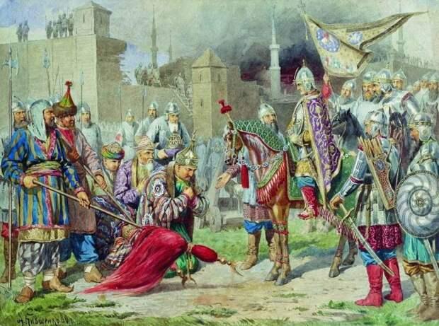 Турецкая угроза и Иван Грозный