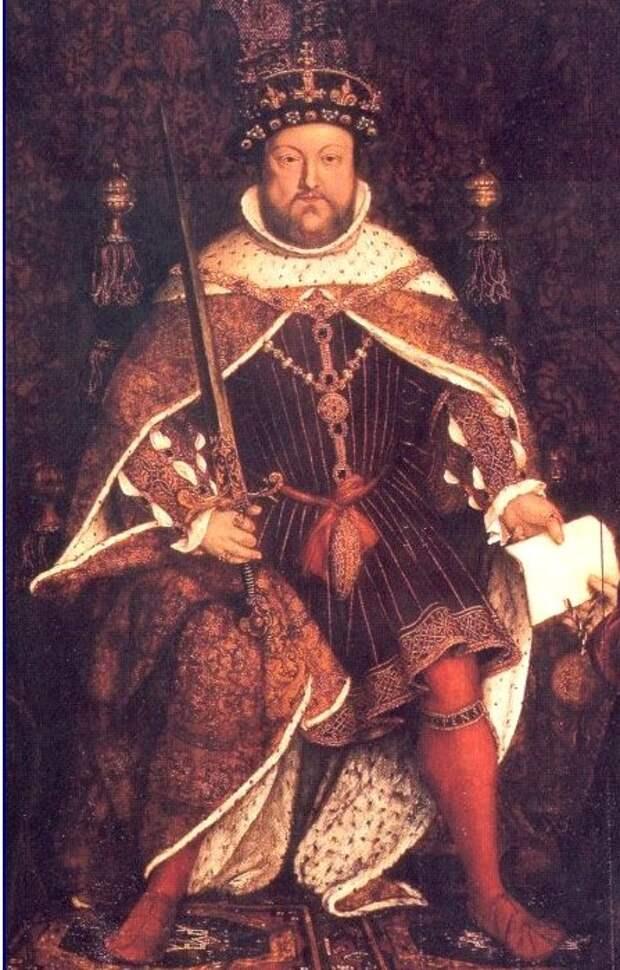 Как гульфик стал символом мужской силы и самой модной деталью мужского гардероба в XVI веке
