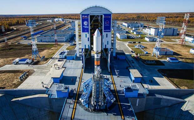 """Почему космодром """"Восточный"""" так необходим России и в чём же его плюсы"""