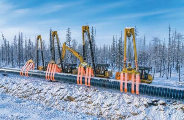 «Сила Сибири» станет мощной «газовой артерией» Китая
