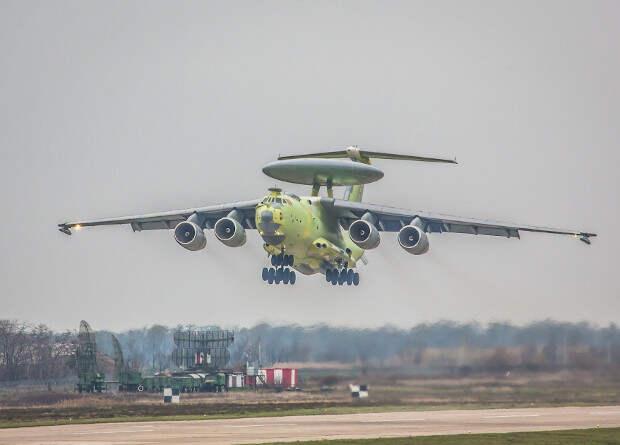 Российские войска вооружатся новым «летающим радаром» в 2024 году