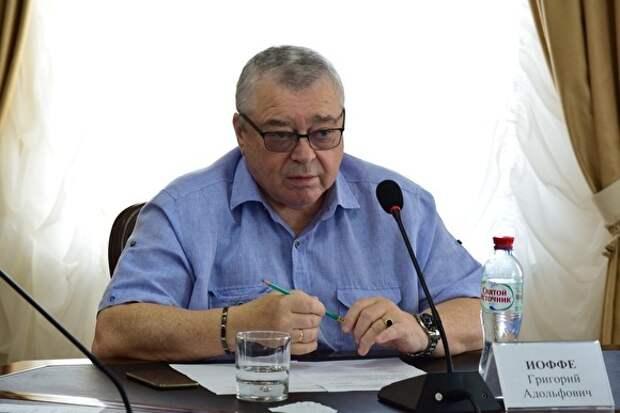 Глава ОП Крыма пожаловался на права человека, которые мешают бороться с коронавирусом