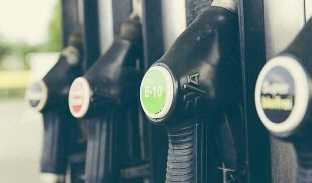 Стало известно, сколько бензина могут купить в месяц жители Ростовской области