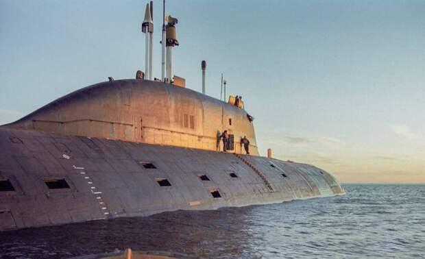 «Калибр-М» превратит многоцелевой «Ясень» в стратегический ракетоносец