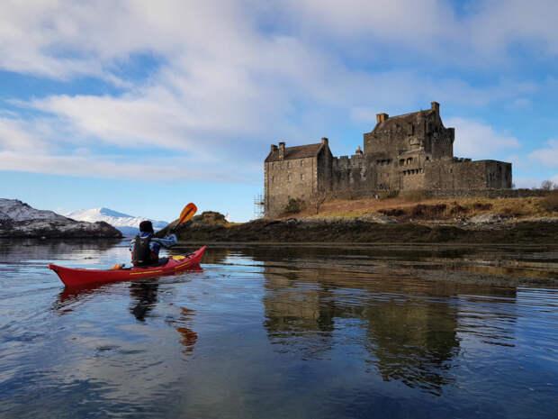 Замок Эйлеан-Донан — Нагорье, Шотландия