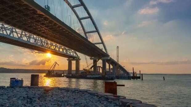Подходы к Крымскому мосту будут перекрывать на ночь